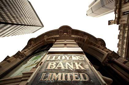 Loyds in London: Die Rettung der Banken kostete den Steuerzahler Milliarden