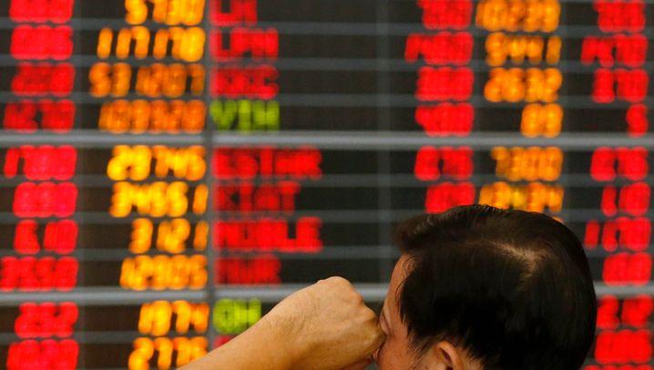 Börsen-Ranking des Grauens: Bitte anschnallen - die schlechtesten Aktien der Welt