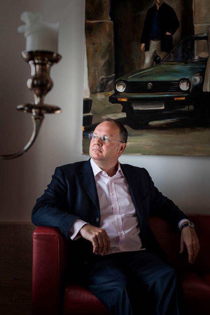 Tatkräftiger Mann im Porträt: FDP-Bundesschatzmeister und erfolgreicher Geldeintreiber Harald Christ