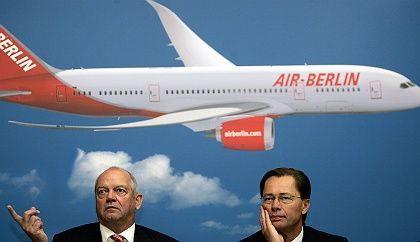 Air-Berlin-Chef Joachim Hunold: Analysten erwarten eine Verschärfung des Sparprogramms