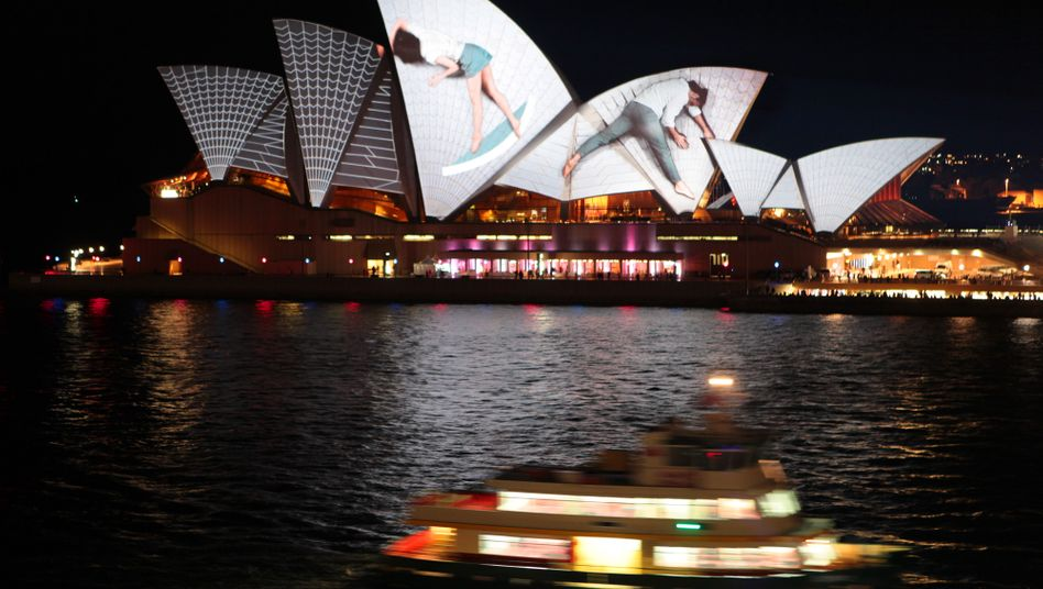 Oper in Sydney: Australien hat eine äußerst stabile Wirtschaft
