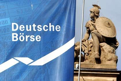 Deutsche Börse: Bald Fusionsgespräche mit Euronext?