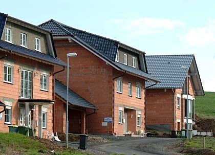 Solide: Immobilien gehören zu den werthaltigen Investmentzielen