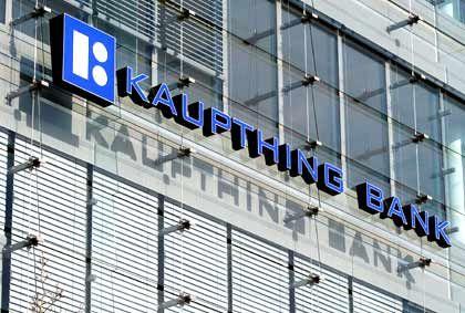 """Kaupthing Bank: """"Das ist doch ein einmaliger Vorfall, den es sich zu beschreiben lohnt"""""""
