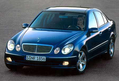 So sieht sie aus, die neue Mercedes E-Klasse