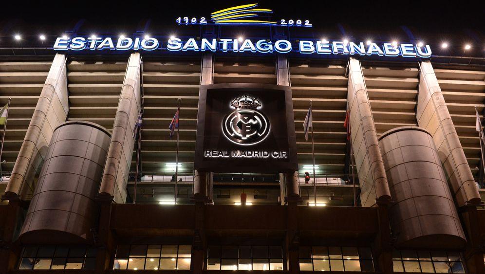 Real Madrid und das neue Stadion: Hightech unterm Dach
