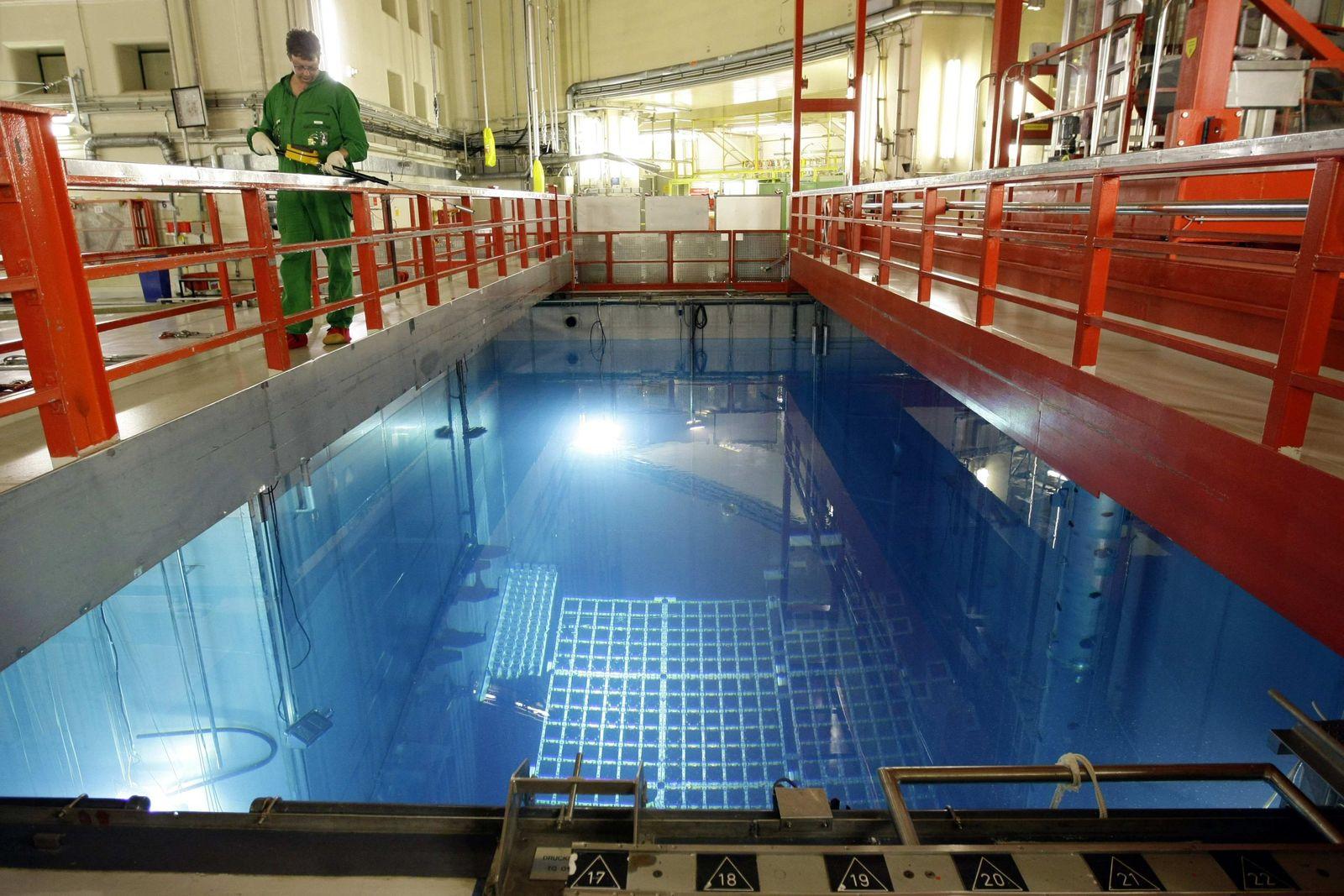 Atomkraftwerk AKW Biblis Block A