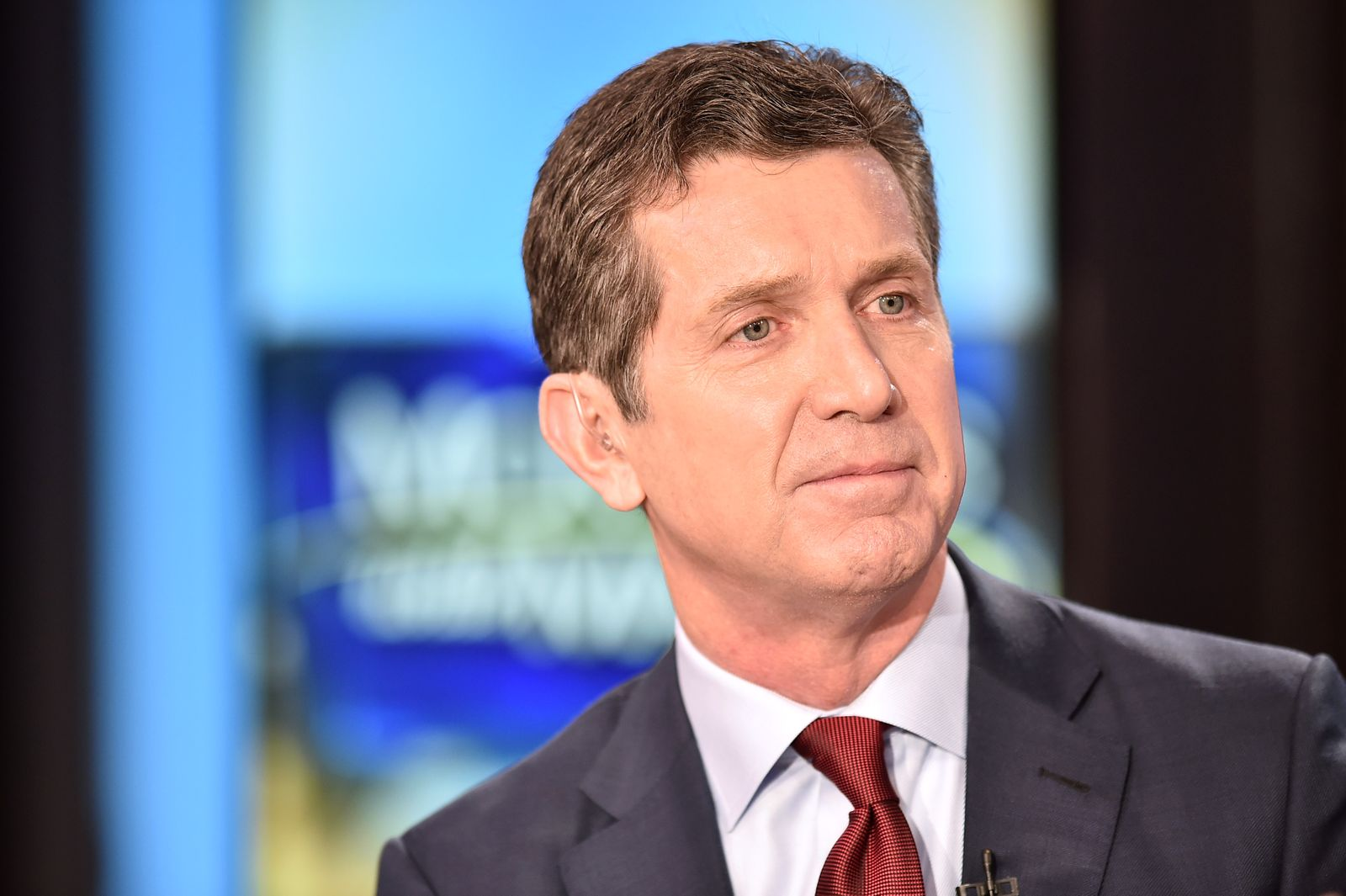 "Johnson & Johnson CEO Alex Gorsky Visits ""Mornings With Maria"""