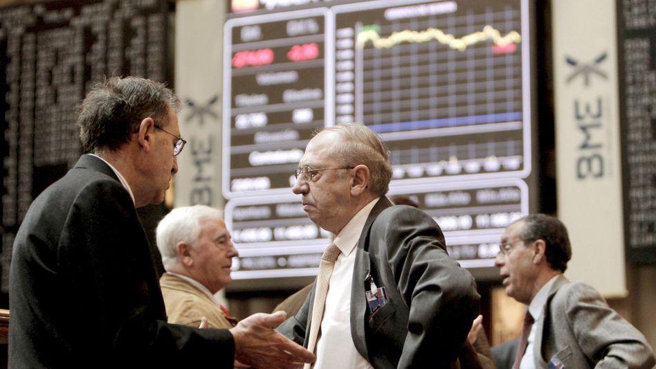 Schwierige Lage: Wer kauft Spanien Anleihen ab?