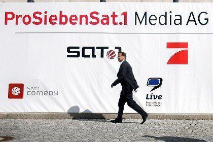 Die Investoren nehmen Platz: Im ProSiebenSat.1-Aufsichtsrat sitzen nun Vertreter von Permira und KKR