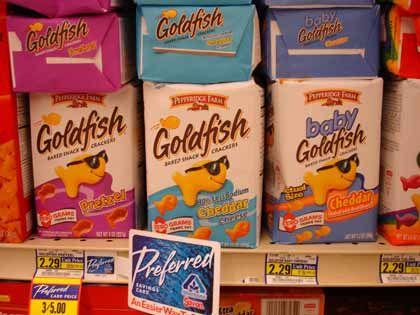 "Trend ""Spaßfaktor"": Pepperidge Farm Goldfish Crackers"