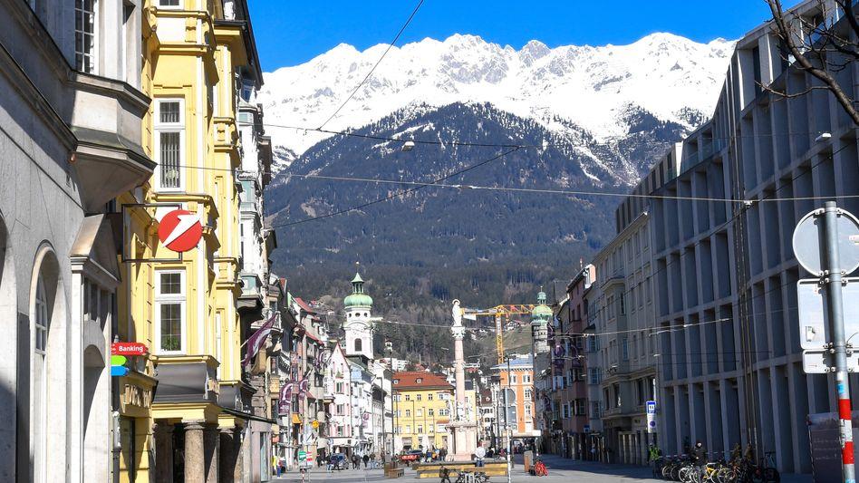 Ausgangssperre in Innsbruck: Auch Österreich tut alles, um die Kurve der Neuinfektionen abzuflachen