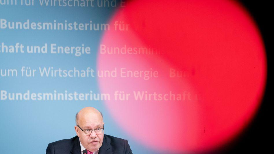 Peter Altmaier: Doch lieber Laissez-faire