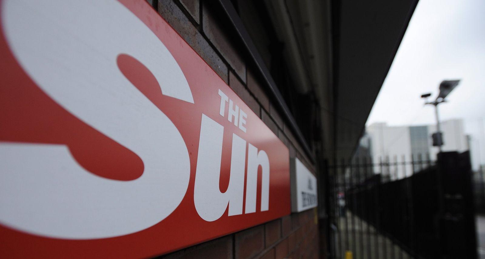 Sun journalists arrested