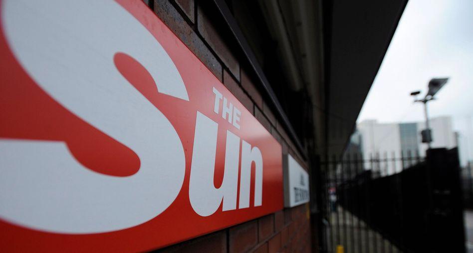 """Britische Zeitung """"The Sun"""": Verlagsgeschäft der News Corp. mit Problemen"""