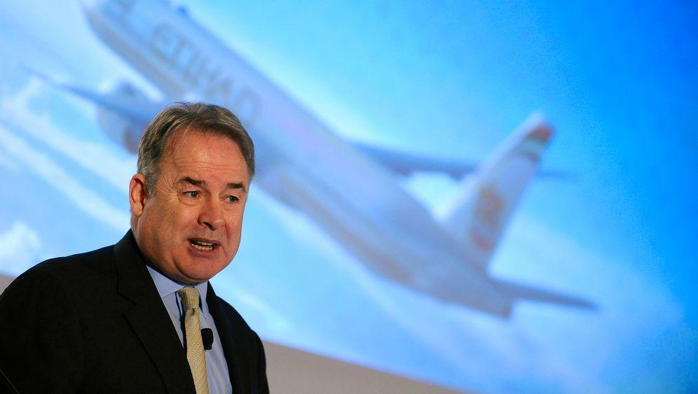 Bittgang nach Abu Dhabi: Wie Etihad Air Berlin aushilft