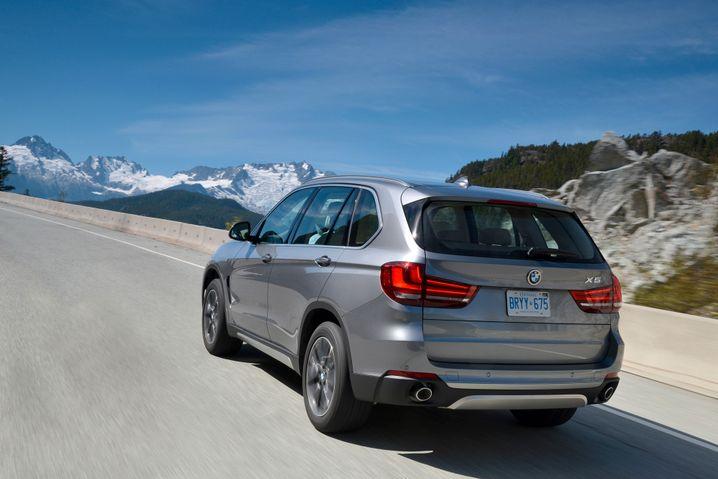 BMW X5: Im November steht die Neuauflage bei den Händlern