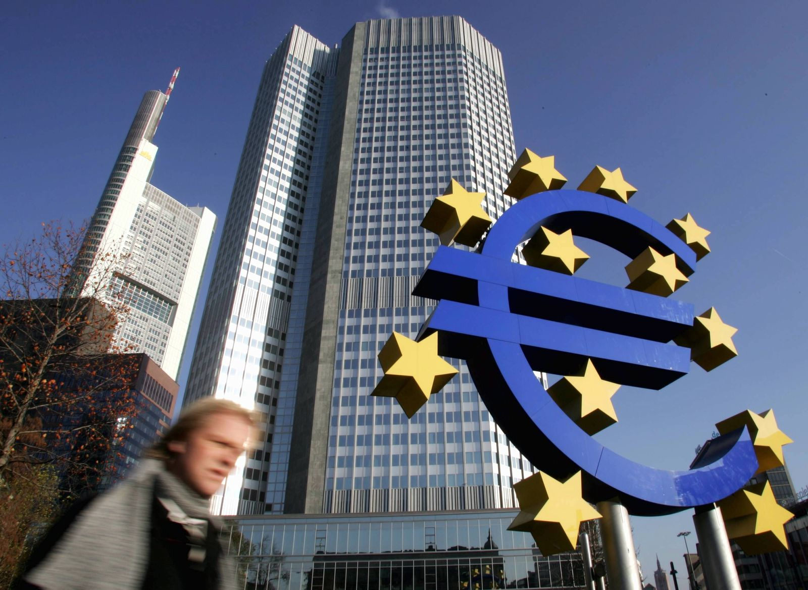 NICHT VERWENDEN Europaeische Zentralbank