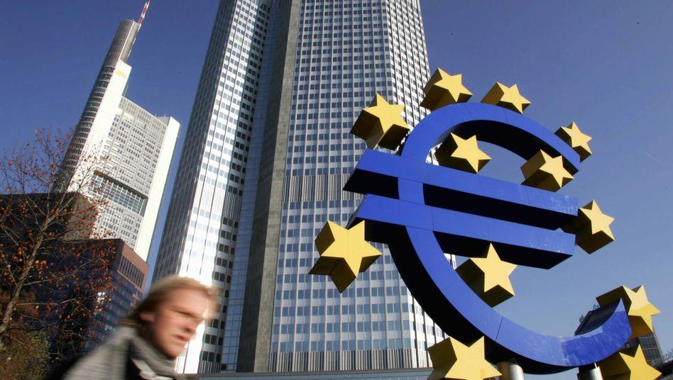 Mehr als nur eine Währung: Der Euro ist ein ein hochaufgeladenes Symbol - anders als der US-Dollar