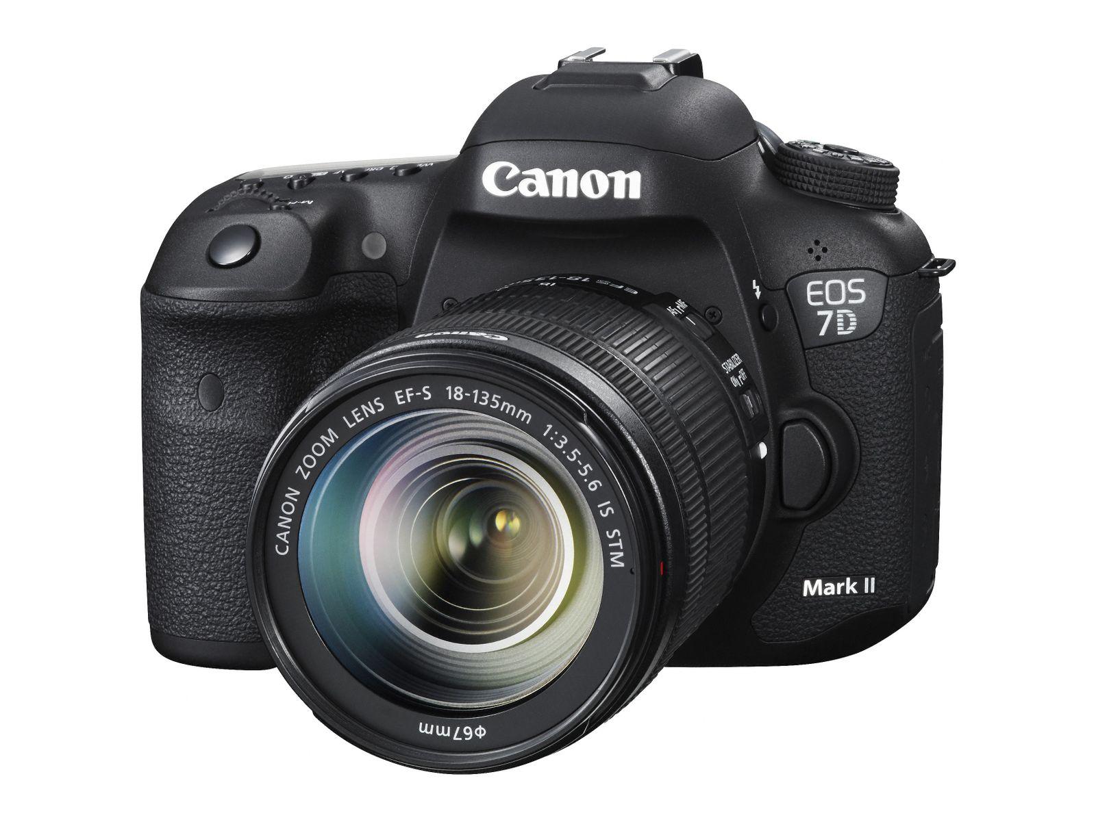 Kaufberatung Digitalkameras/ SLR/ Canon EOS 7D MkII