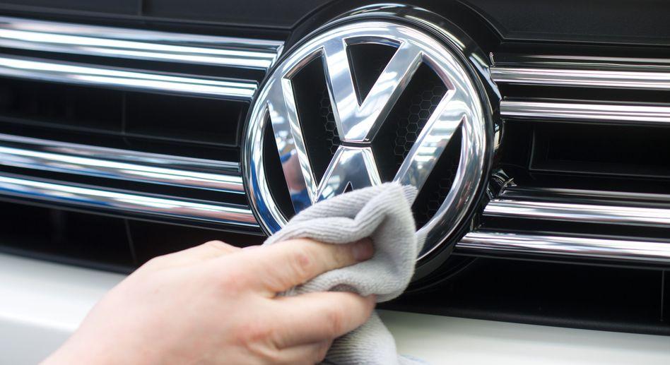Mehr Glanz: Das verspricht VW-Markenchef Ralf Brandstätter für das laufende Jahr