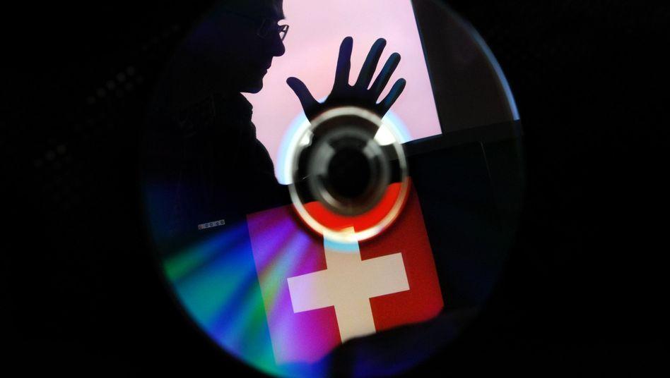 Neue CD mit Steuerhinterziehern: Der Verkauf wurde bisher geheim gehalten