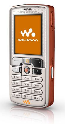 Guter Klang: Sony Ericsson W800i