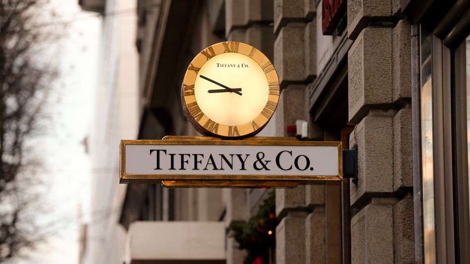 Tiffany in Zürich
