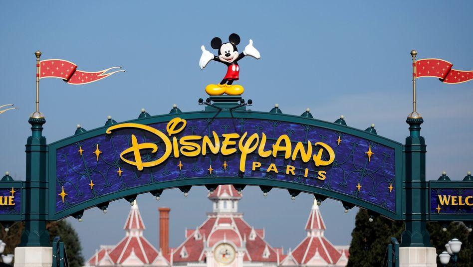Disneyland in Paris: Der Disney-Konzern greift Netflix an