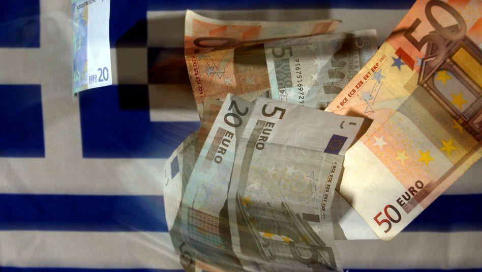 Deutsche Finanzbeamte sollen in Griechenland Steuern eintreiben