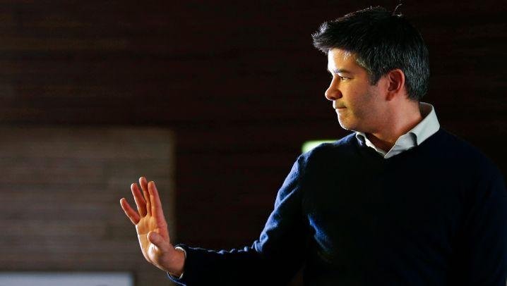 Kandidaten-Karussel: Diese Köpfe sind für die Uber-Spitze im Rennen