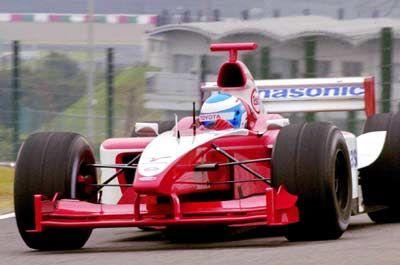 Debüt in der Formel 1: Toyota-Chef Okuda will seiner Marke den fehlenden sportiven Glanz verleihen
