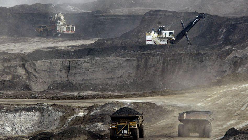 Abbau von Ölsand in Kanada: Eine Party, die nicht enden darf