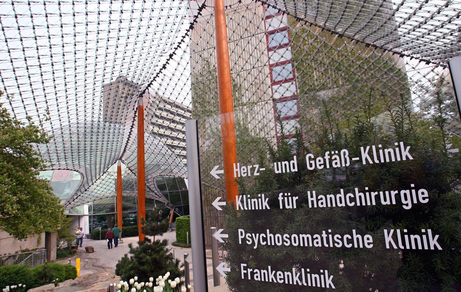 Neunmonatszahlen Rhön-Klinikum AG