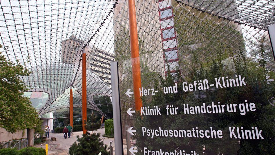 Rhön-Klinikums in Bad Neustadt an der Saale: Asklepios ist wohl bald alleiniger Eigentümer