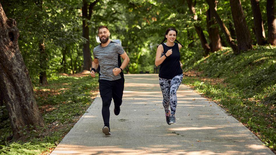 Runter von der Couch und raus: Laufcoach Andreas Butz gibt Ihnen Starthilfe