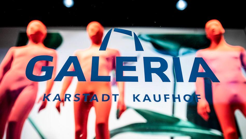 Galeria Karstadt Kaufhof: Aufgrund der Einnahmeausfälle in der Corona-Krise hatte sich der Konzern in die Insolvenz geflüchtet