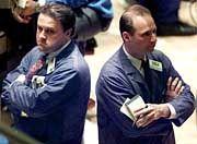 US-Börsenhändler: Kapituliert vor der Datenflut
