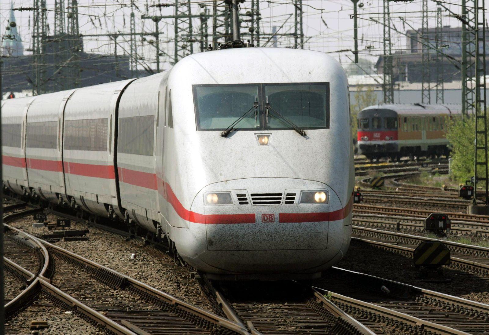 ICE 2 / Bahn