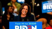 Joe Biden will Kamala Harris als Vize-Präsidentin