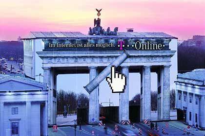 Werbung für das Sportportal von T-Online: Ausgezeichnete Kreativleistung von Springer & Jacoby