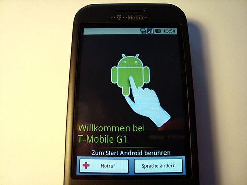 Android-Grafik: Das Betriebssystem kann mehr als nur Handys antreiben