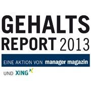 Gehaltsreport 2013