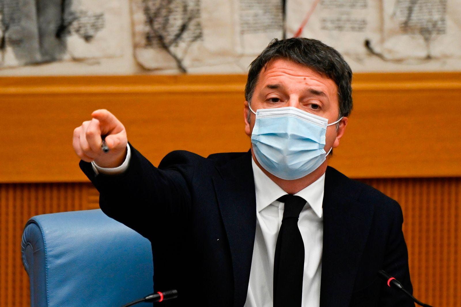ITALY-ECONOMY-POLITICS-GOVERNEMENT-HEALTH-VIRUS-EU