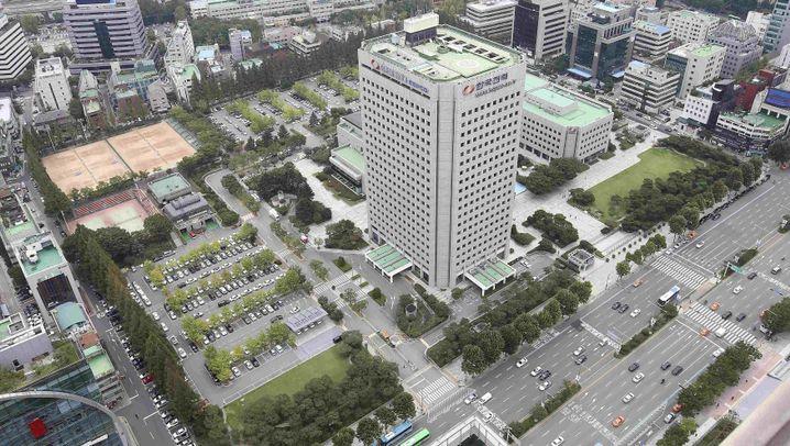 Neue Zentrale: Hyundais teurer Gangnam-Style