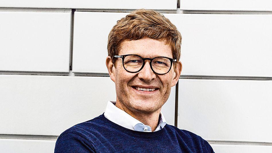 Lego-CEO Niels B. Christiansen