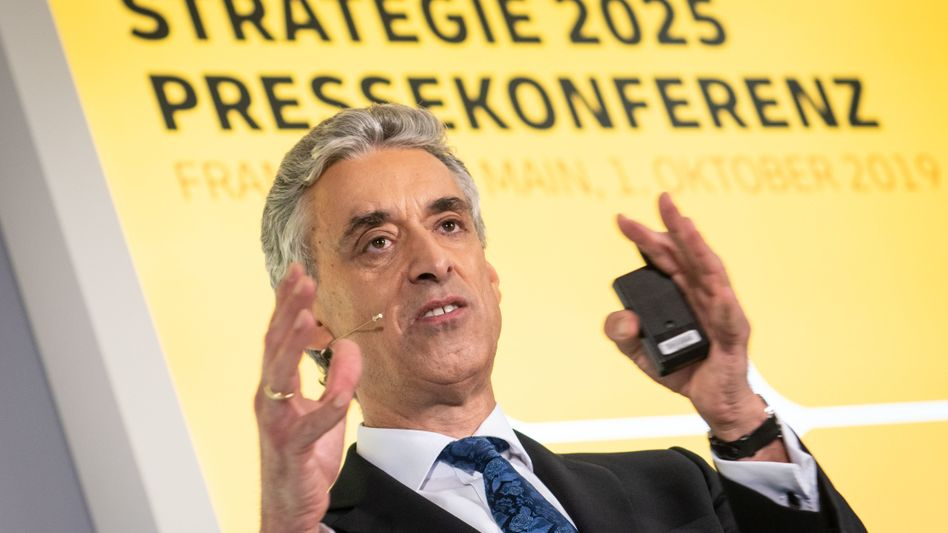 Frank Appel: Der Chef der Deutschen Post würde Corona-Warn-App nutzen, wenn sie denn käme.