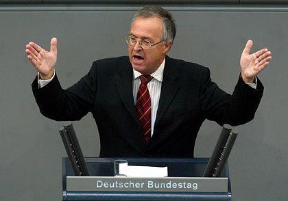 Bundesfinanzminister Eichel: Hilfestellung für die Steuerpflichtigen