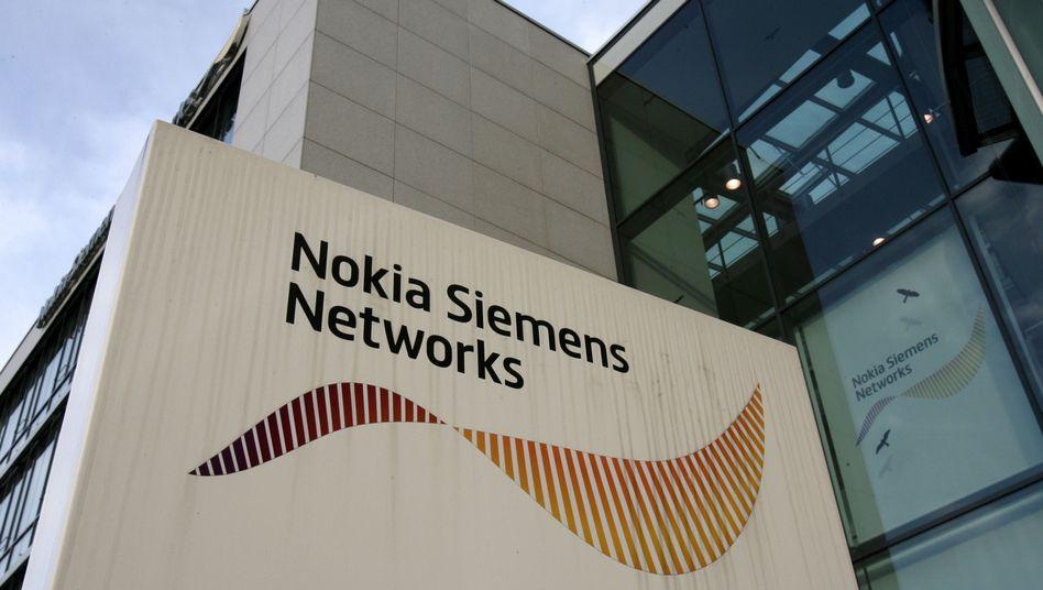 Standort von Nokia Siemens Networks (NSN) in München: Der Standort München soll komplett schließen. In Deutschland soll jeder dritte Arbeitsplatz bei NSN entfallen