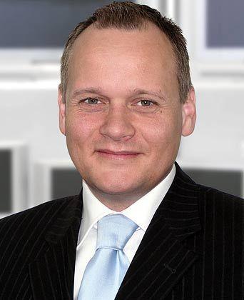 Soll das Programm Grundig Plus umsetzen: Finanzchef Peterseim